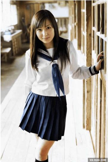 seragam-cewek-jepang-8 Fakta Menarik Tentang Seragam Sekolah Cewek Jepang
