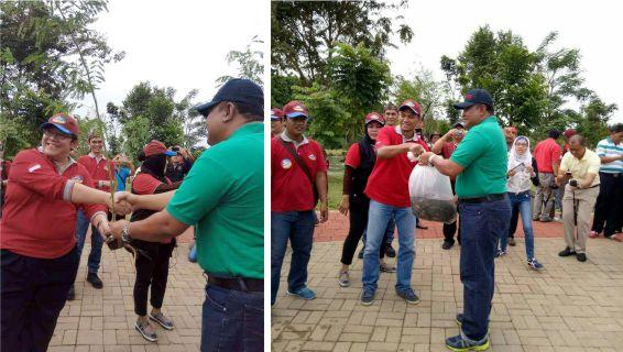 PERSAUNG Tanam Bibit Pohon Dan Tebar Benih Ikan di Jakarta Timur 3