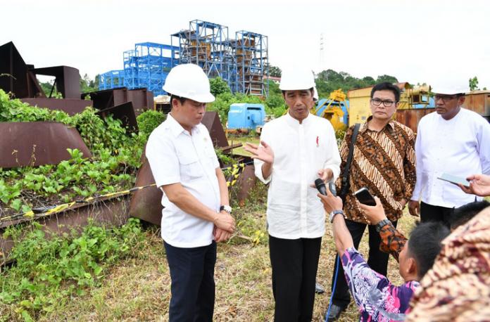 SBY Ngetweet - Jokowi Datangi Proyek Mangkrak di Maluku