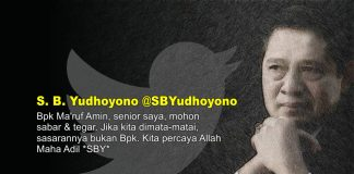 curhat sby - twetter