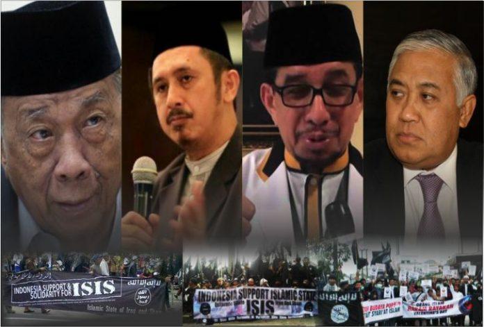 sumber dana isis teroris di indonesia