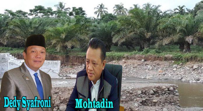 Anggota DPRD Bengkulu Utara Mohtadin dan Dedy Syafroni, Dinilai Hanya Gertak Sambal