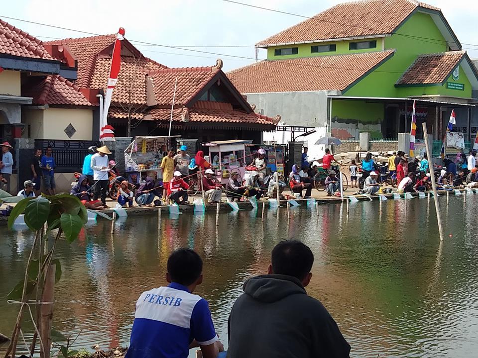 Lomba Mancing Meriahkan HUT RI ke-73 » Garuda Citizen truly of Indonesia