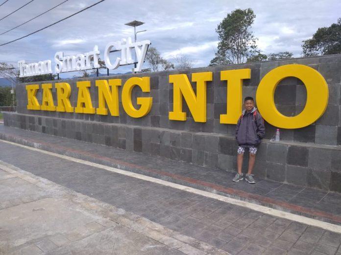 Taman Rekreasi Smart City Karang Nio