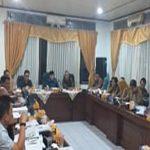 Dewan Koreksi RKA RAPBD Bengkulu Utara 2019