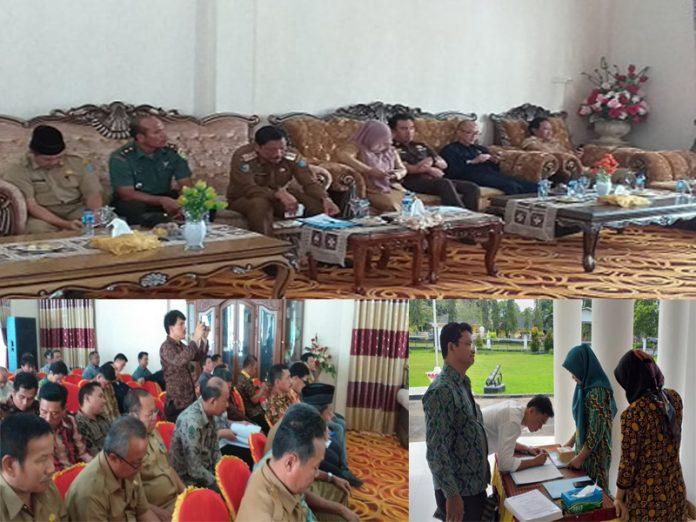 Bengkulu Utara Rapat Forum PJSL - Bengkulu Utara