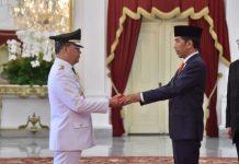 Rohidin Mersyah Didefinitifkan Jadi Gubernur Bengkulu