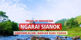 Ngarai Sianok, Bukit Tinggi - Tempat Wisata di Sumatera Barat