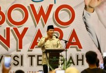 Prabowo jamin kebebasan pers