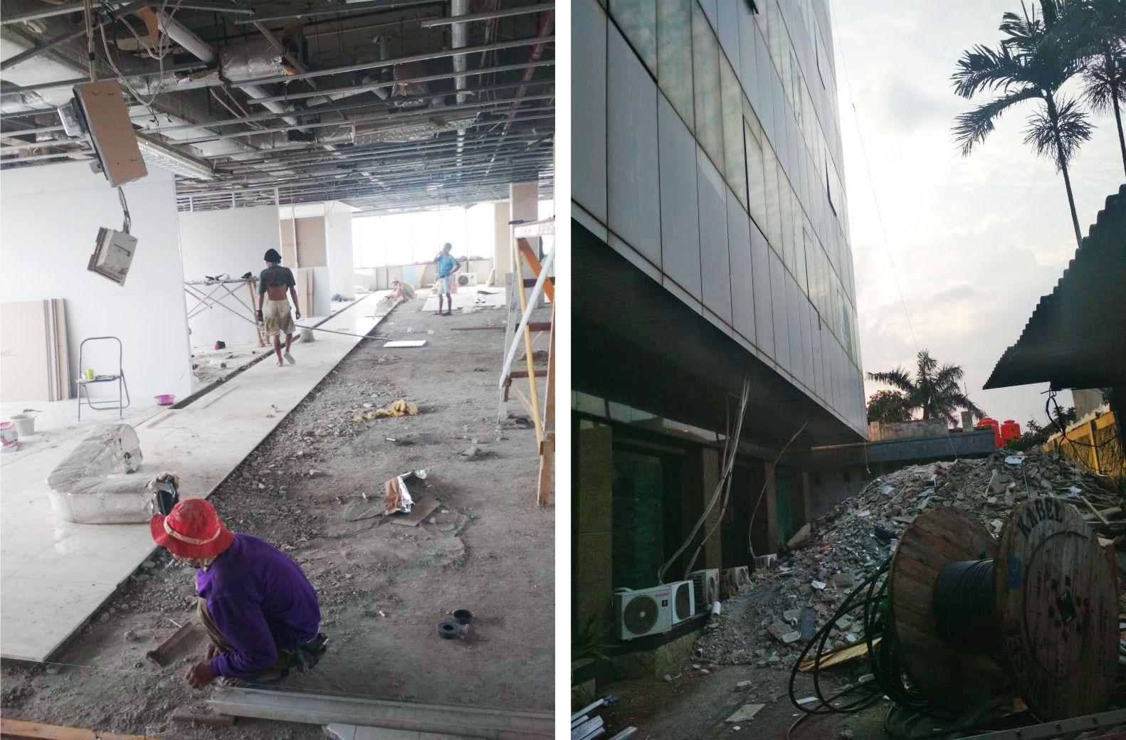 Proyek PIC Graha Samali Rejang Lebong di Jaksel, Sepertinya Bermasalah