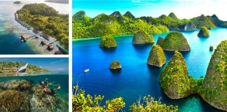 Raja Ampat Papua - Tempat Wisata Indonesia - keren
