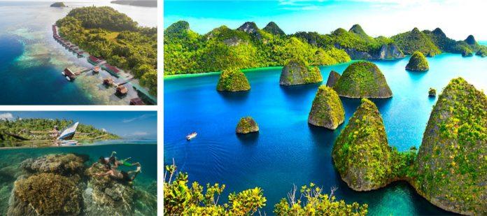 Raja Ampat Papua Surga Petualang Kelas Dunia Garuda