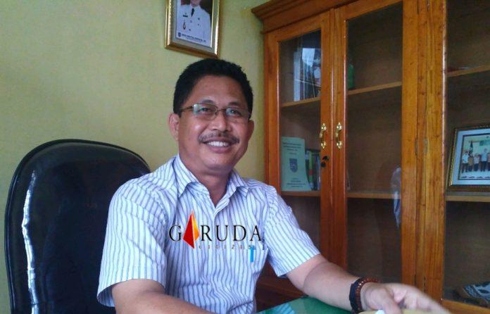 Kepala BKPSDM Bengkulu Utara, Setyo Budi Raharjo >>Garuda Citizen