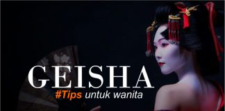 #Tips Wanita, Bermain Ala Geisha Jepang Taklukkan Suami di Rumah