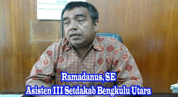 Asisten III Tak Tahu Soal Surat Somasi Eks ASN Bengkulu Utara