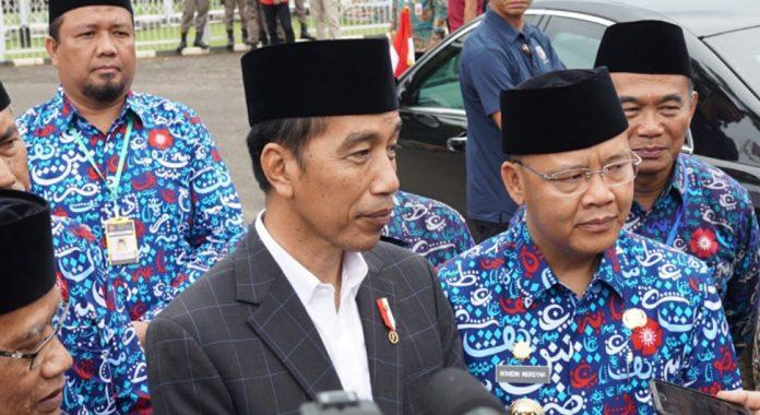 Jokowi Buka Sidang Tanwir Muhammadiyah di Bengkulu