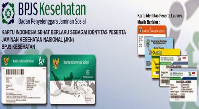 Caleg Bengkulu Utara Bagi-Bagi Kartu BPJS