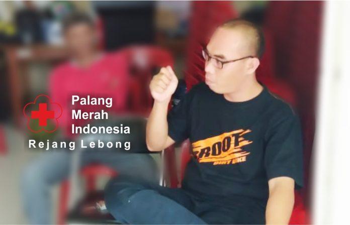 Ketua Palang Merah Indonesia Rejang Lebong2