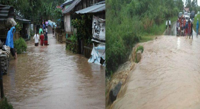 Lebong Dilanda Bencana Banjir
