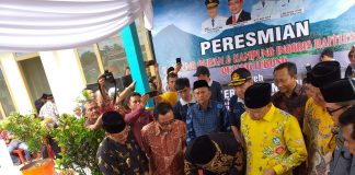 Peresmian Kampung Qur'an dan Kampung Inggris Raflesia di Rejang Lebong, Diresmikan Gubernur Bengkulu