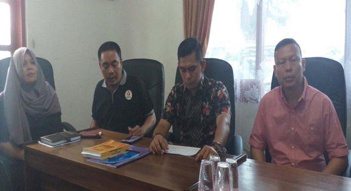 Gakkumdu Bengkulu Utara Stop Kasus Caleg Bagikan KIS