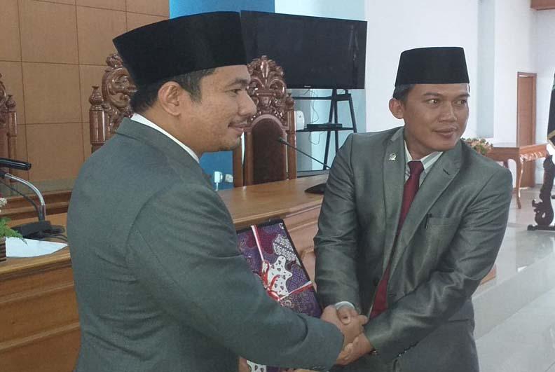 DPRD Bengkulu Utara Gelar Paripurna LKPJ 2018