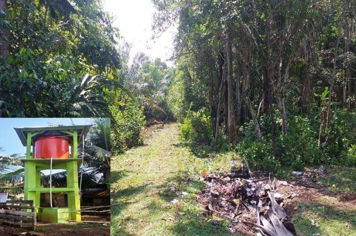 Penggunaan ADD dan DD Desa Durian Daun Berbau KKN