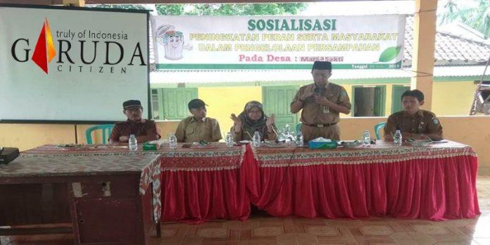 Jelang Adipura, DLH Bengkulu Utara Sosialisasi Masalah Sampah