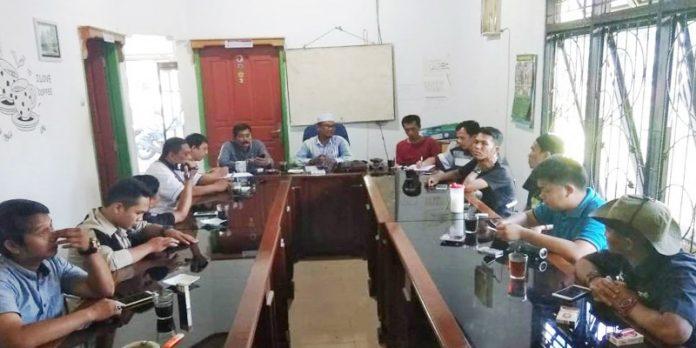 Wartawan Diusir Jaksa, Seluruh Jurnalis Gelar Rapat di Sekretariat PWI