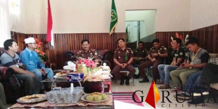Masalah Oknum Jaksa Bengkulu Utara Usir Wartawan, Berakhir Damai