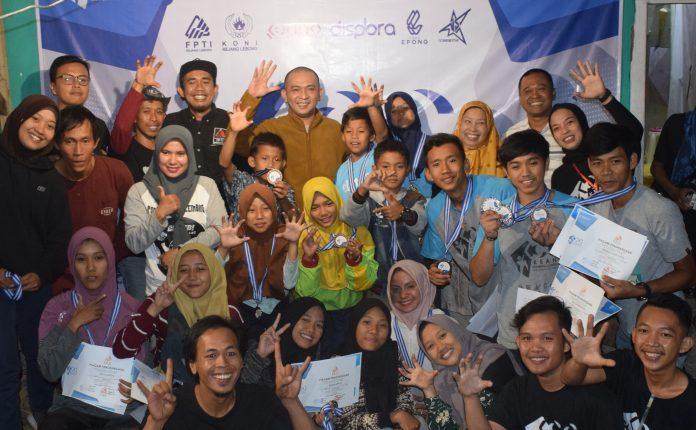 Juara dan Para pendukung acara
