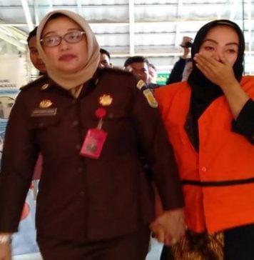 Kejati Bengkulu Tahan Mantan Plt.Kadis Kesehatan Kabupaten Bengkulu Tengah