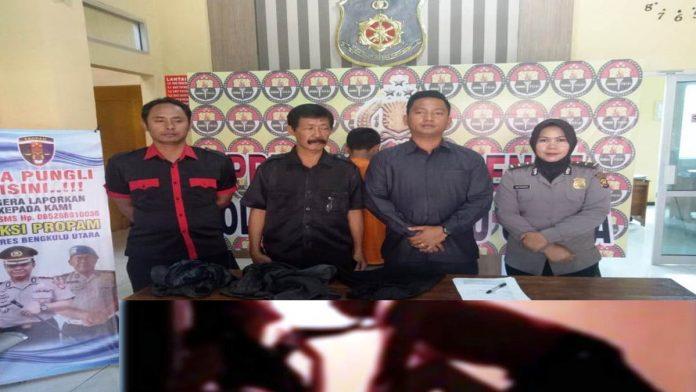 Mencoba Perkosa Istri Orang, ABG Padang Jaya Diciduk Polisi
