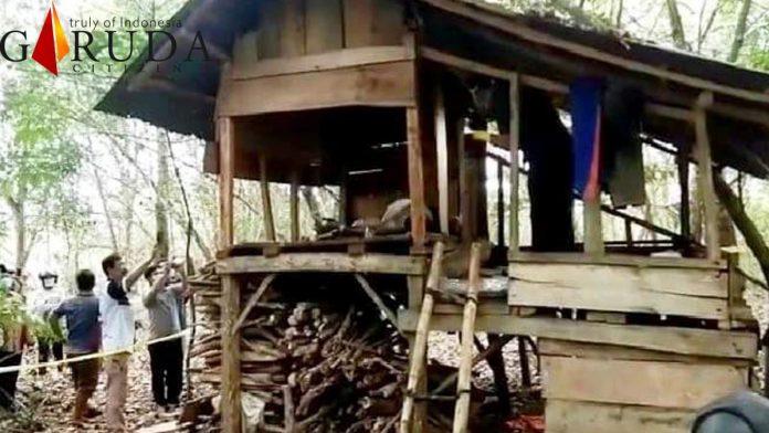 Warga Arma Jaya Temukan Mayat Laki-Laki di Pondok Kebun