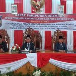 DPRD Bengkulu Utara Gelar Paripurna Istimewa Dengar Pidato Presiden