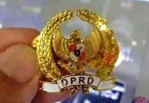 Pengadaan Emblem Emas DPRD Bengkulu Utara Dibatalkan