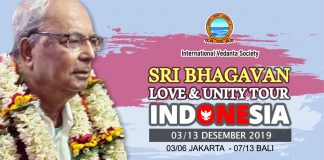 Spiritual Retreat, Love & Unity Tour, Indonesia 2019