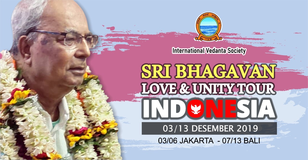 Spiritual Retreat, Love & Unity Tour, Indonesia 2019