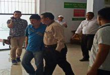 3 Tersangka Korupsi DD Embong Sido Di Tahan