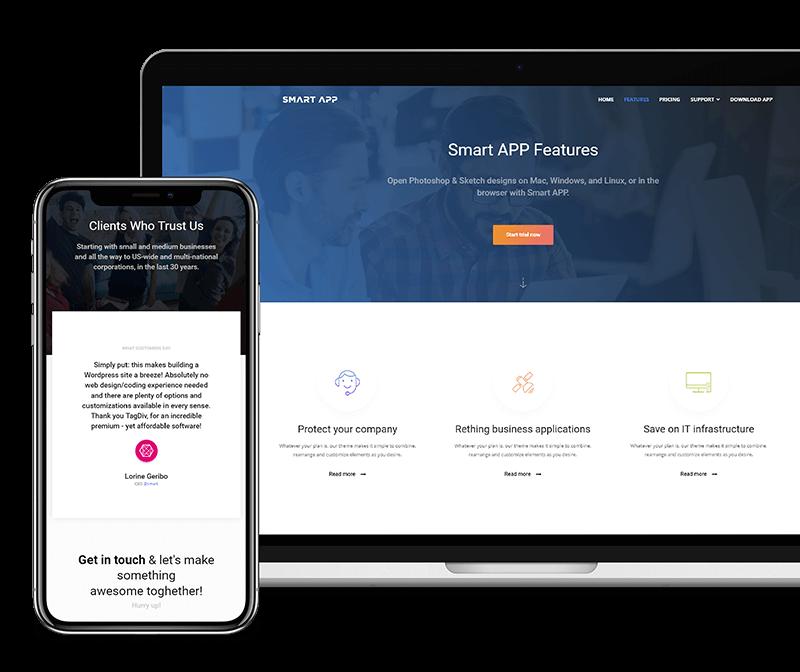 Desain web responsif