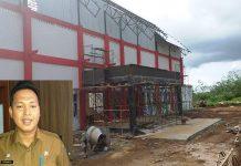 Belum Selesai, Proyek GOR Bengkulu Utara Sudah Dibayar 95 Persen