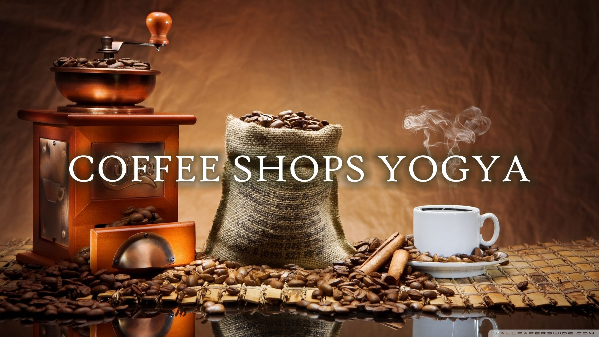16 Tempat Ngopi Paling Asik di Jogja - COFFEE SHOPS YOGYA