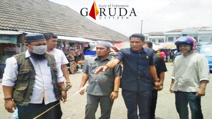 DPRD dan Pemkab Sinjai Sepakat Bangun kios Pasar Darurat