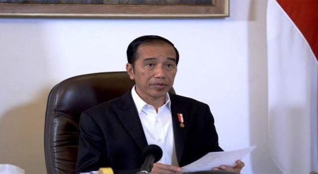 Presiden RI Jokowi Bubarkan Gugus Tugas Covid-19