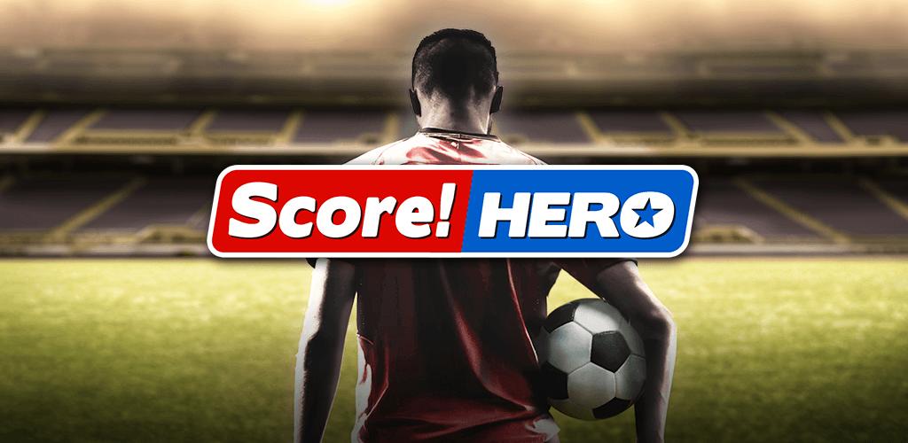 Score Hero - Game Android Sepakbola yang Direkomendasikan untuk Para Gamers