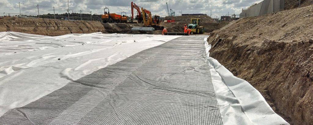 Geotekstil Non Woven Adalah Material Penting Dalam Pekerjaan Konstruksi