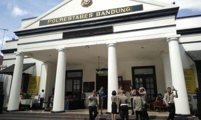 Polisi Bandung Menangkap 38 Pelaku Judi