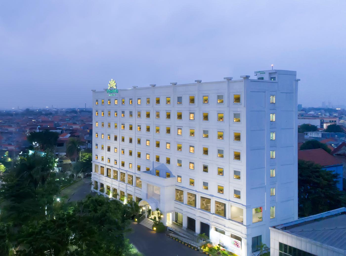 Komplotan Ini Sewa Hotel Berbintang Hanya Untuk Main Judi Online dan Raup Ratusan Juta