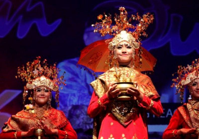 Tari Andun dari Bengkulu yang Bersejarah