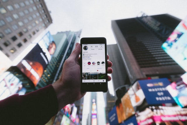 konten marketing Instagram
